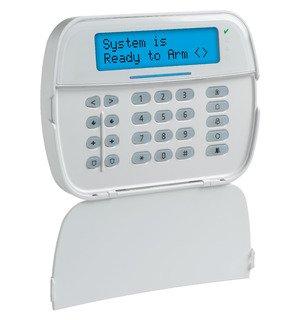 DSC Neo security alarm keypad